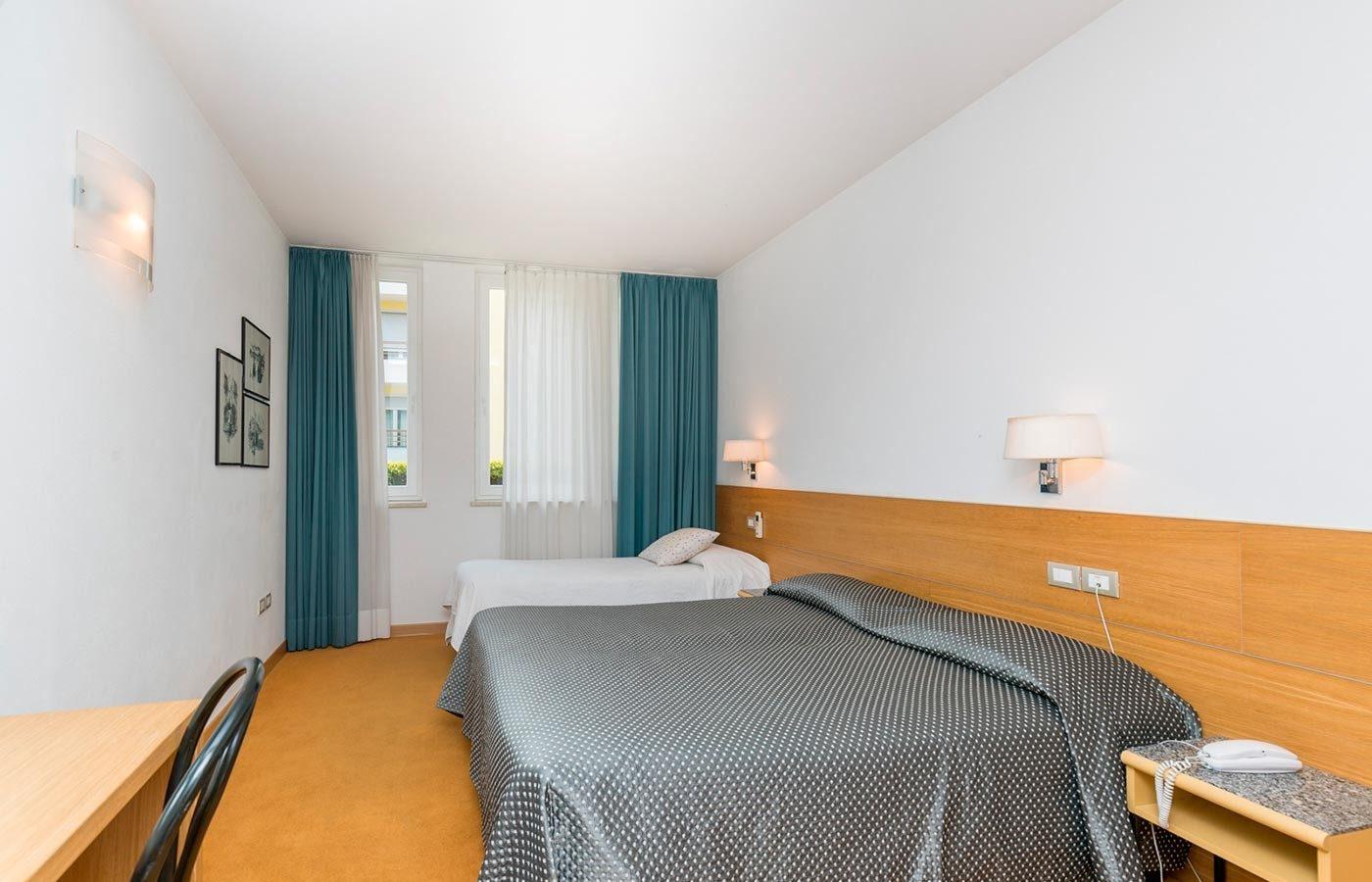 Camere tripla Hotel Caminetto di Torbole