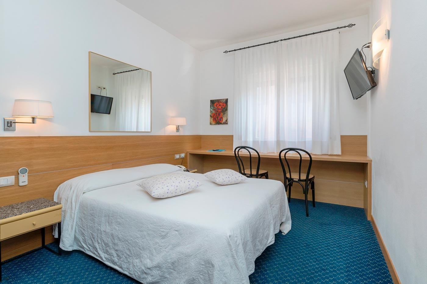 Bagno della camera Economy Hotel Caminetto